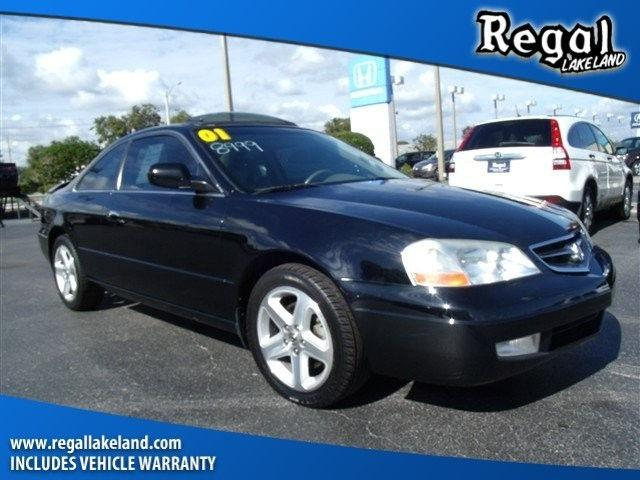2001 acura cl 3 2 type s for sale in lakeland florida. Black Bedroom Furniture Sets. Home Design Ideas