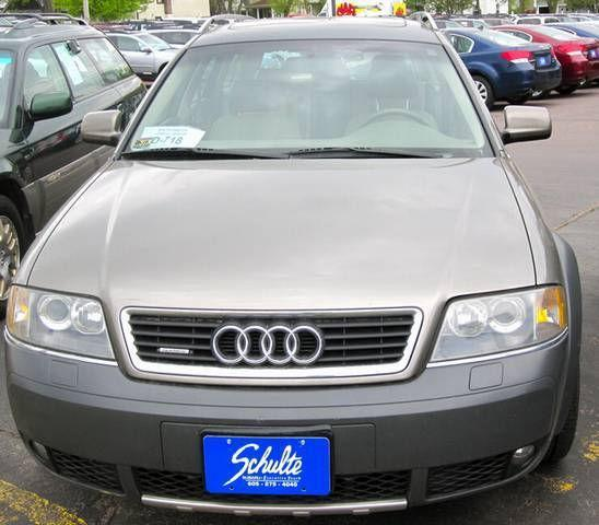 2001 audi allroad for sale in sioux falls south dakota. Black Bedroom Furniture Sets. Home Design Ideas