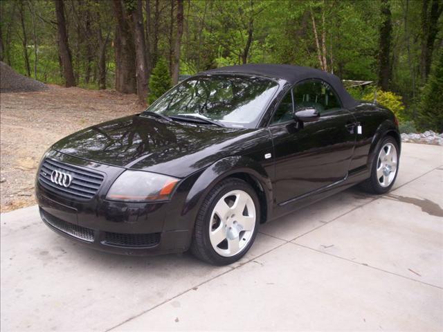 2001 audi tt roadster for sale in taylorsville north carolina classified. Black Bedroom Furniture Sets. Home Design Ideas