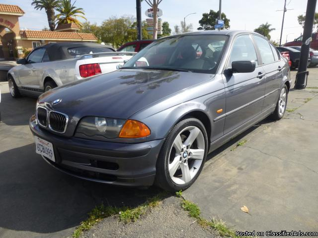 2001 bmw 3 series 325i for sale in south gate california classified. Black Bedroom Furniture Sets. Home Design Ideas