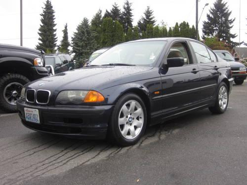 2001 bmw 325i 4 dr sedan for sale in dunsmuir california classified. Black Bedroom Furniture Sets. Home Design Ideas