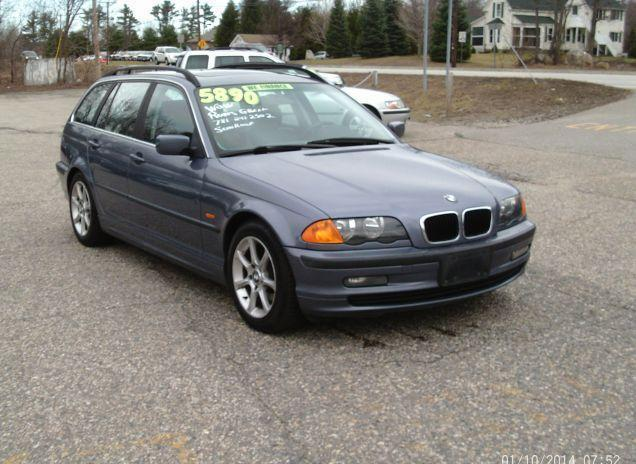 2001 bmw 325i sport wagon for sale in kingston new hampshire classified. Black Bedroom Furniture Sets. Home Design Ideas