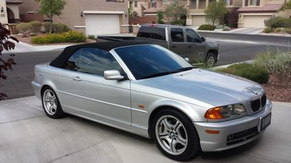 2001 bmw 330ci convertible for sale in las vegas nevada classified. Black Bedroom Furniture Sets. Home Design Ideas