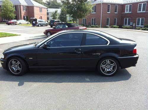 2001 Bmw 330ci With Sport Package Auto 114k Mi For