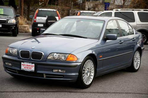 2001 bmw 330i 3 0l l6 dohc 5 speed blue 117k miles for sale in hagerstown maryland classified. Black Bedroom Furniture Sets. Home Design Ideas