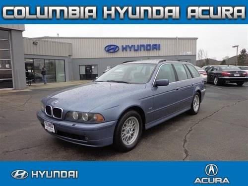 2001 bmw 5 series station wagon 525iat for sale in symmes township ohio classified. Black Bedroom Furniture Sets. Home Design Ideas