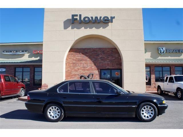 2001 bmw 7 series 4dr car 740il for sale in colona for Flower motor company montrose co 81401