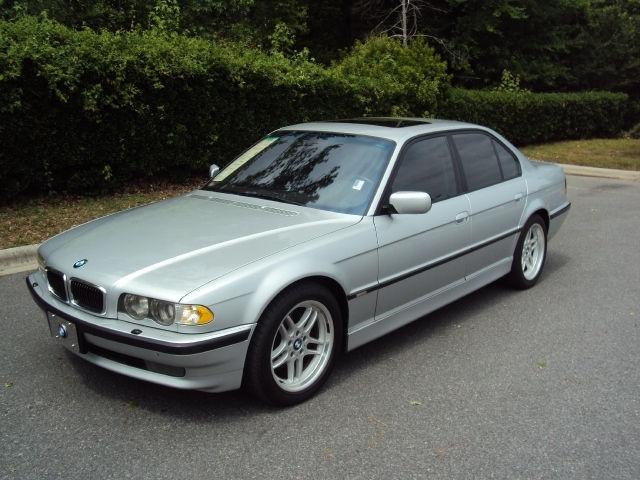 2001 Bmw 740 For Sale 2001 BMW 740 i for Sale in Matthews, North Carolina Classified ...