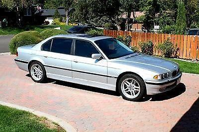 2001 BMW 740il~Sport Model and Mint for Sale in Los Altos ...