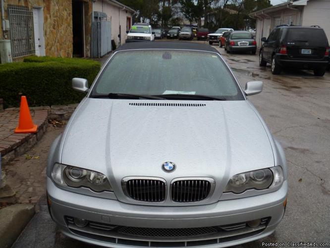 2001 bmw convertible 330ci for sale in daytona beach florida classified. Black Bedroom Furniture Sets. Home Design Ideas