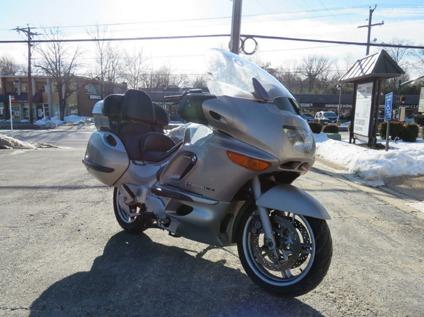 2001 BMW K1200LT Delivery Worldwide Only 12000 Miles