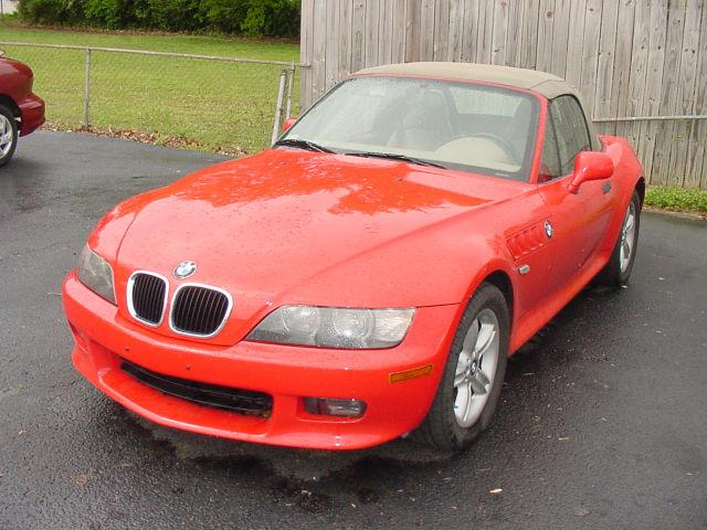2001 bmw z3 roadster for sale in jackson tennessee classified. Black Bedroom Furniture Sets. Home Design Ideas