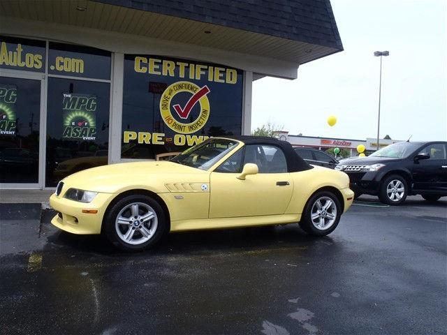 2001 bmw z3 roadster for sale in owensboro kentucky classified. Black Bedroom Furniture Sets. Home Design Ideas