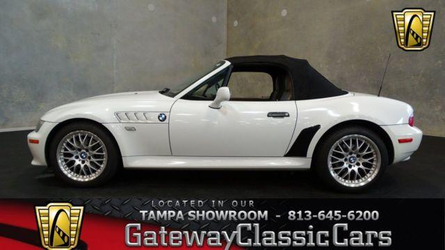 2001 bmw z3 3 0 convertible 526tpa for sale in apollo beach florida classified. Black Bedroom Furniture Sets. Home Design Ideas