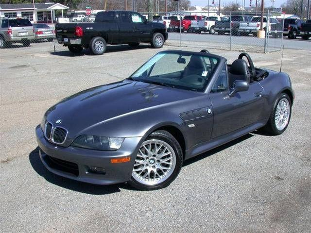 2001 bmw z3 for sale in warner robins georgia classified. Black Bedroom Furniture Sets. Home Design Ideas