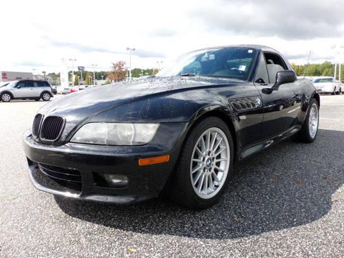 2001 bmw z3 convertible for sale in columbus georgia classified. Black Bedroom Furniture Sets. Home Design Ideas