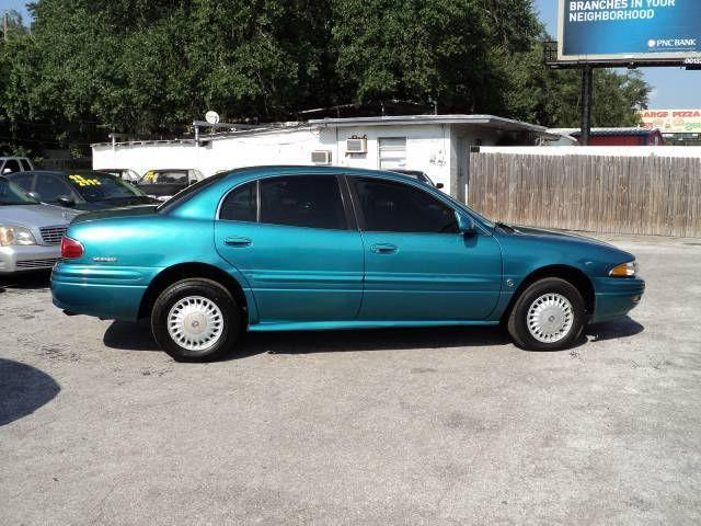 2001 buick lesabre custom for sale in largo florida classified. Black Bedroom Furniture Sets. Home Design Ideas