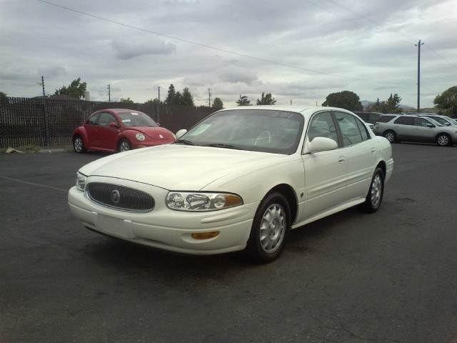 2001 buick lesabre custom for sale in dublin california classified. Black Bedroom Furniture Sets. Home Design Ideas