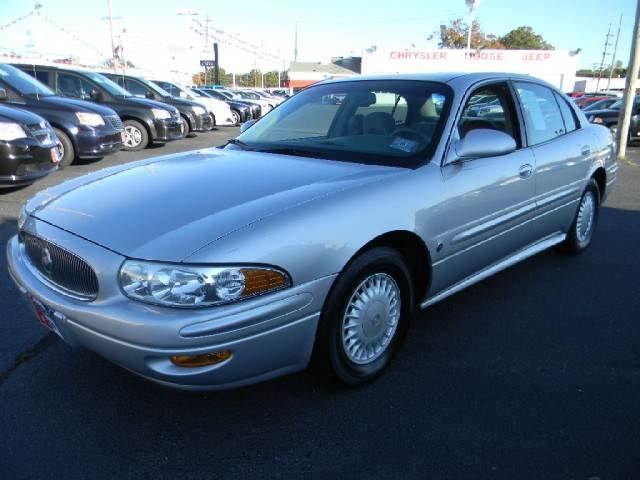 2001 Buick Lesabre Custom For Sale In Millville New
