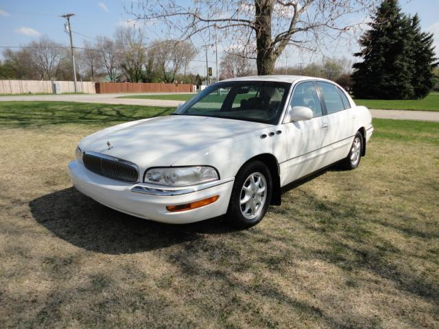 2001 Buick Park Avenue For Sale In Granger, Indiana