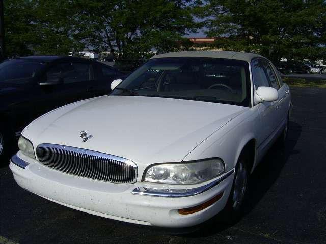 2001 Buick Park Avenue For Sale In Marion Indiana Classified