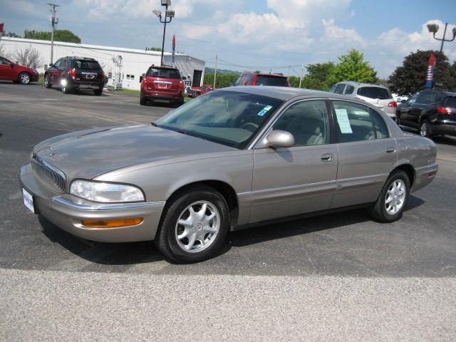 2001 Buick Park Avenue For Sale In Millersburg, Ohio