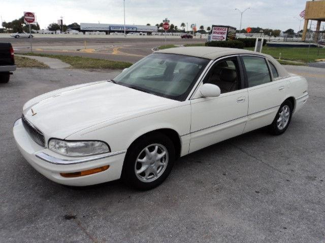 2001 Buick Park Avenue For Sale In Clearwater, Florida