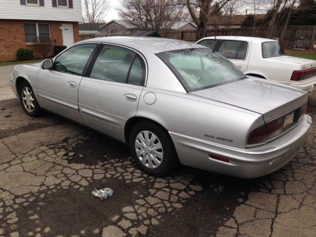 2001 buick park avenue for sale in erie pennsylvania classified. Black Bedroom Furniture Sets. Home Design Ideas