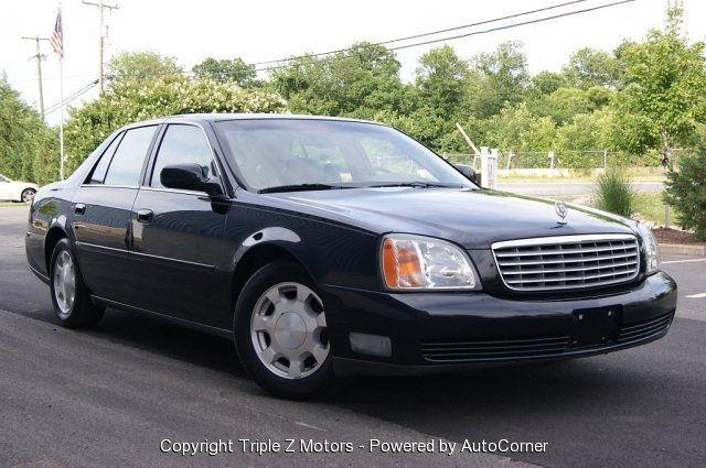 2001 cadillac deville for sale in chantilly virginia classified. Black Bedroom Furniture Sets. Home Design Ideas