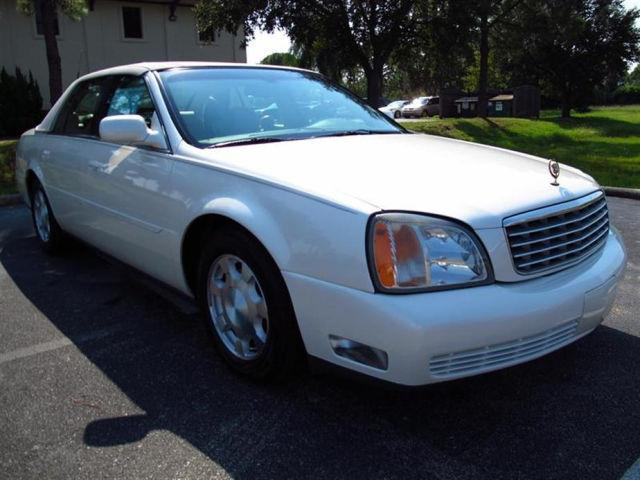 2001 cadillac deville 2001 cadillac deville car for sale in fort myers fl 4367466634 used. Black Bedroom Furniture Sets. Home Design Ideas