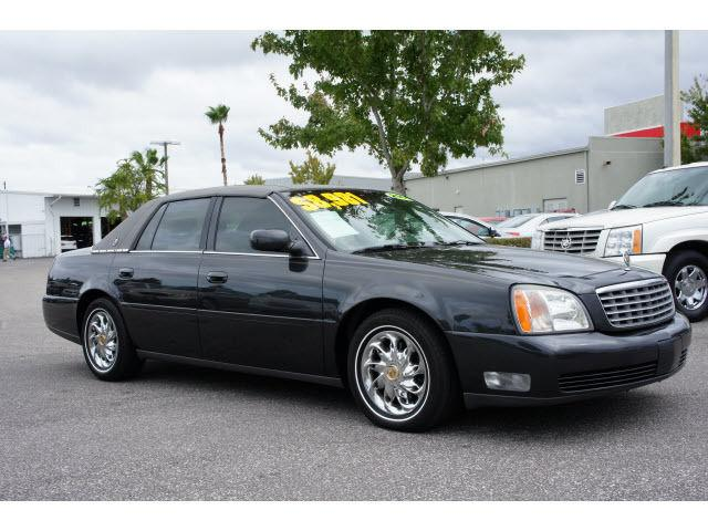 2001 cadillac deville for sale in port richey florida classified. Black Bedroom Furniture Sets. Home Design Ideas