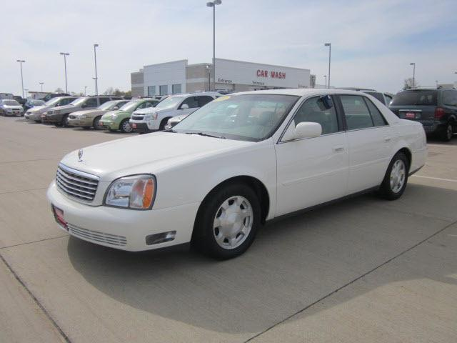 2001 cadillac deville for sale in sioux falls south dakota classified. Black Bedroom Furniture Sets. Home Design Ideas