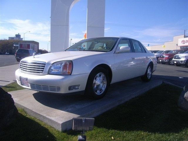 2001 cadillac deville 2001 cadillac deville car for sale in twin falls id 4365092353 used. Black Bedroom Furniture Sets. Home Design Ideas