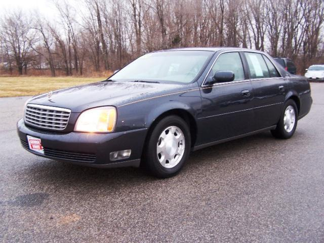 2001 cadillac deville for sale in ames iowa classified. Black Bedroom Furniture Sets. Home Design Ideas