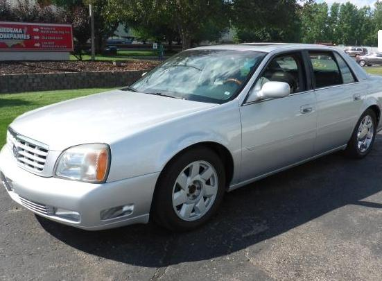 2001 cadillac deville for sale in byron center michigan classified. Black Bedroom Furniture Sets. Home Design Ideas