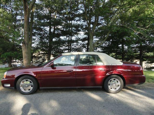 2001 cadillac deville dhs for sale in leesburg virginia classified. Black Bedroom Furniture Sets. Home Design Ideas