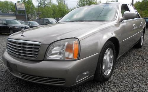 2001 cadillac deville sedan base for sale in hasbrouck heights new jersey classified. Black Bedroom Furniture Sets. Home Design Ideas