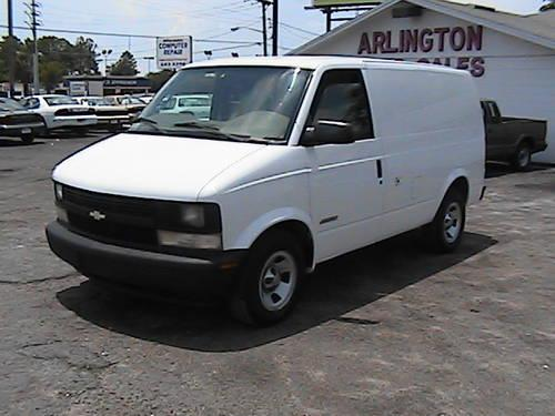 Buy Here Pay Here Jacksonville Fl >> 2001 Chevrolet Astro Cargo Van for Sale in Jacksonville, Florida Classified | AmericanListed.com
