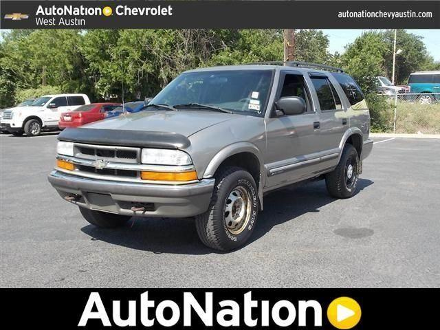2001 chevrolet blazer for sale in austin texas classified. Black Bedroom Furniture Sets. Home Design Ideas