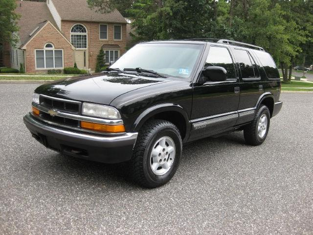 2001 chevrolet blazer lt for sale in voorhees new jersey classified. Black Bedroom Furniture Sets. Home Design Ideas