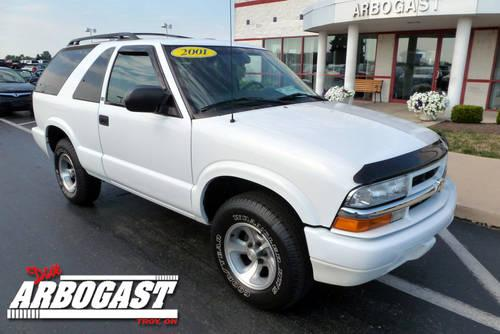 2001 chevrolet blazer suv ls for sale in troy ohio classified. Black Bedroom Furniture Sets. Home Design Ideas