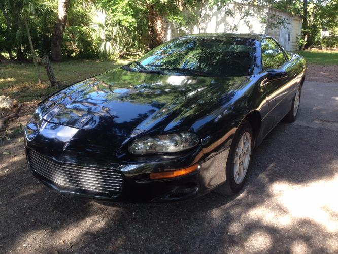 2001 Chevrolet Camaro Base Tampa Fl For Sale In Tampa
