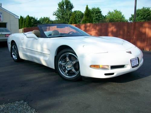 2001 chevrolet corvette convertible 1 owner extra clean very low miles for sale in eastampton. Black Bedroom Furniture Sets. Home Design Ideas