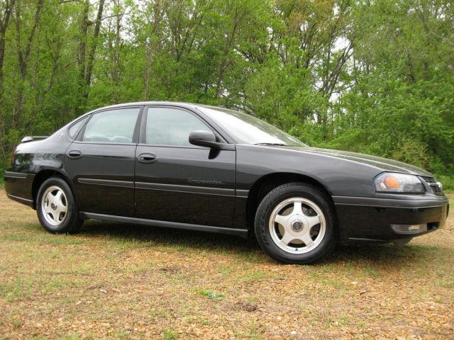 2001 Chevrolet Impala Ls For Sale In Savannah Tennessee