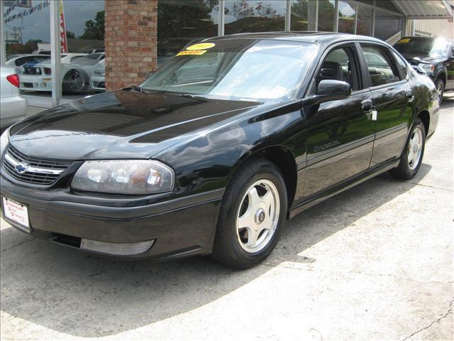 2001 chevrolet impala ls for sale in thibodaux louisiana. Black Bedroom Furniture Sets. Home Design Ideas