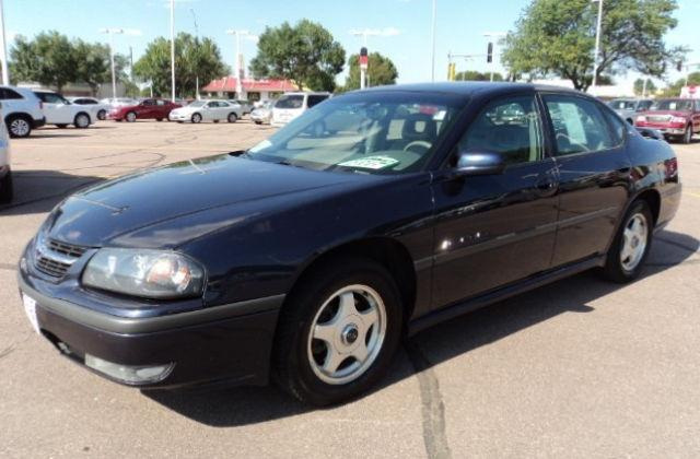 2001 chevrolet impala ls for sale in sioux falls south. Black Bedroom Furniture Sets. Home Design Ideas