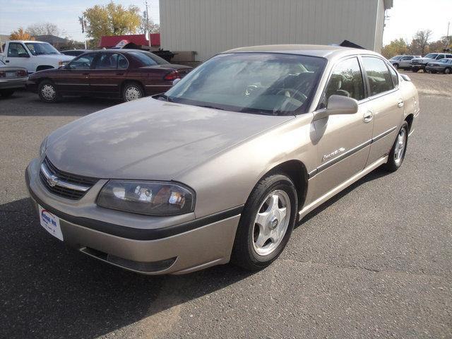 2001 Chevrolet Impala Ls For Sale In Aitkin Minnesota