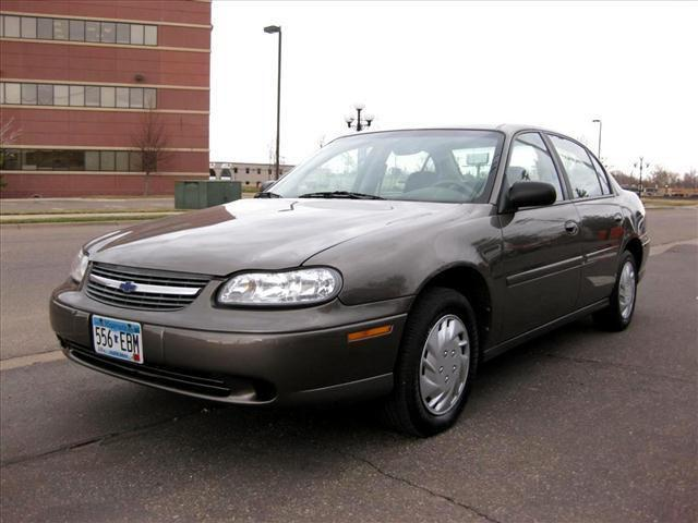 2001 Chevrolet Malibu For Sale In Maple Grove  Minnesota