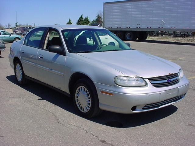 2001 Chevrolet Malibu For Sale In Pontiac  Michigan