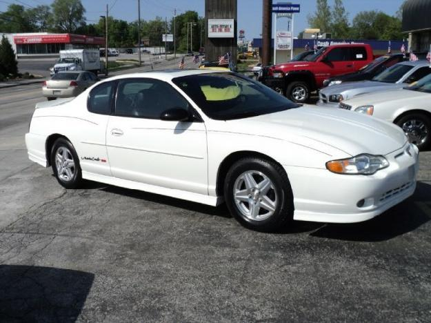 2001 chevrolet monte carlo 2dr cpe ss for sale in kansas city missouri classified. Black Bedroom Furniture Sets. Home Design Ideas
